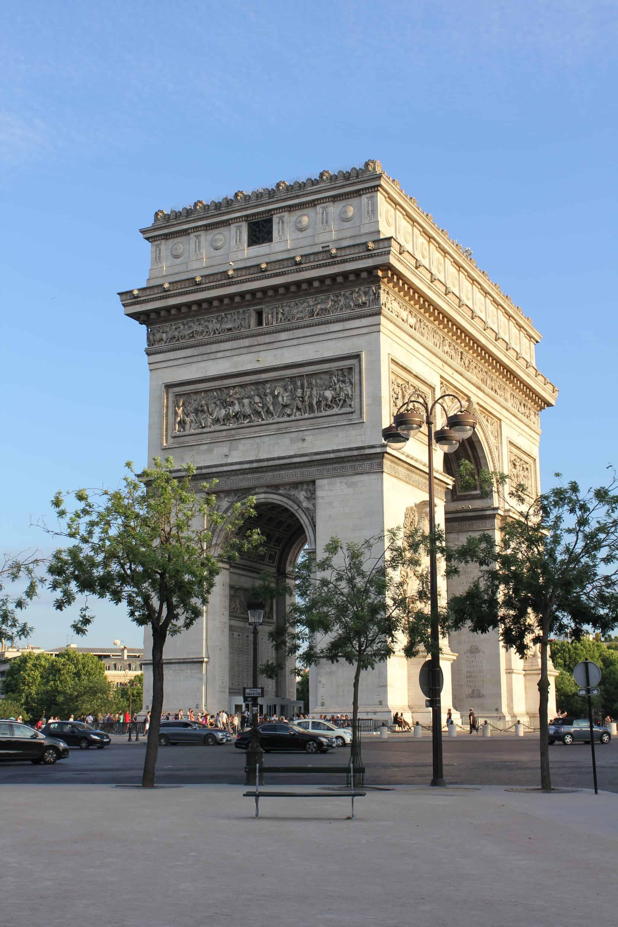 Arc de Triumph, best time to visit paris, best time to travel to Paris, best time of year to visit paris, attractions in Paris, best time to visit paris france, things to do in Paris, paris 3 days itinerary
