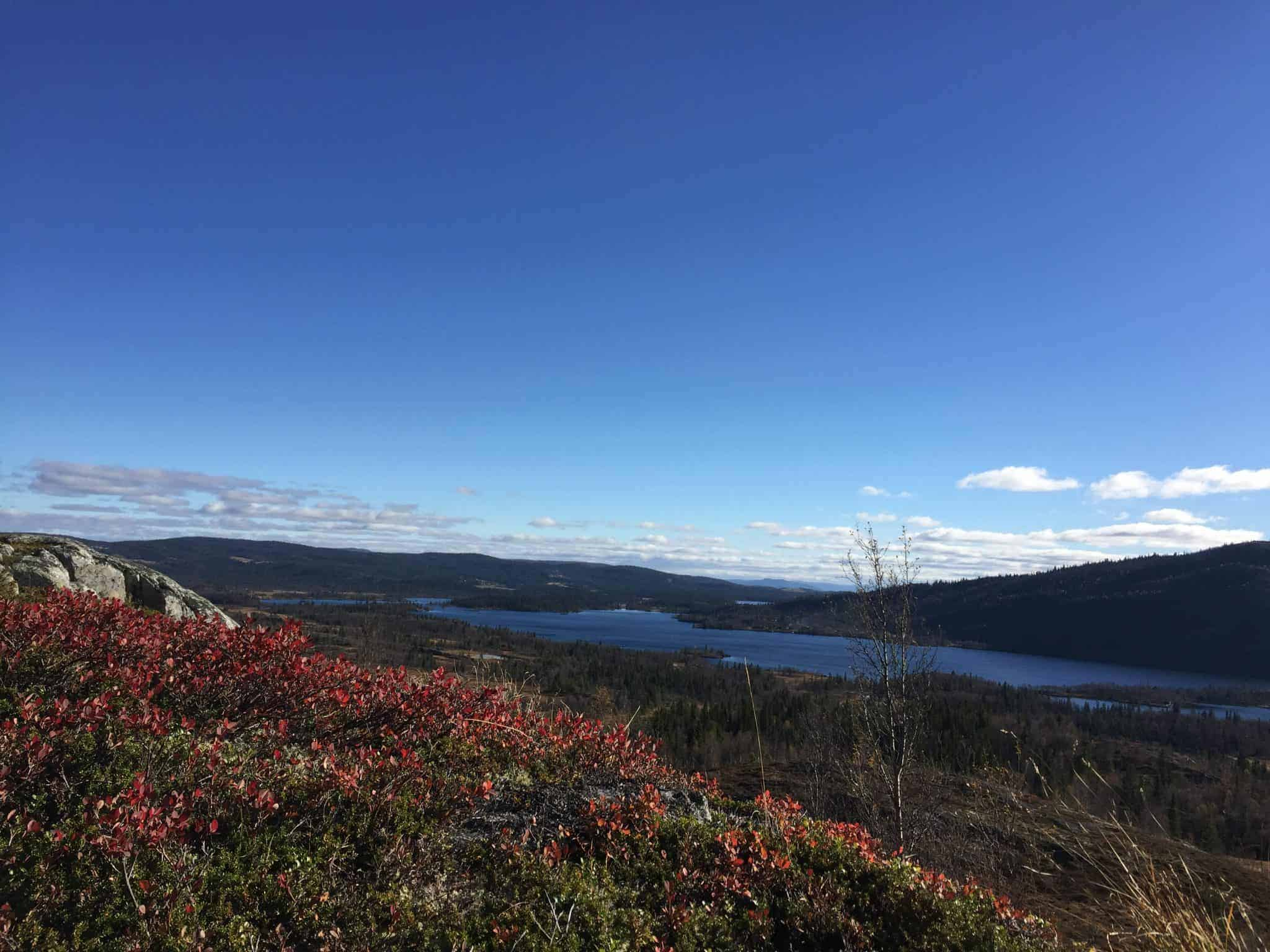 Hiking in Norway, Norwegian mountains, norway, where to hike in Norway, best time to hike in Norway, hemsedal