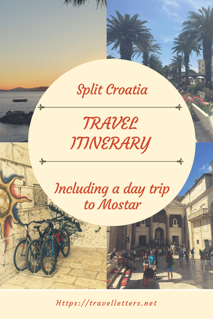 Things to do in Split Croatia including a day trip to Mostar Bosnia-Heregovina