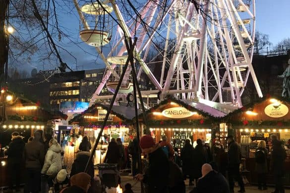 Christmas market in Oslo, things to do in Olso, december in Oslo, Oslo in winter