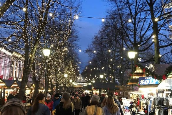 Things to do in Oslo in every season, free activities included