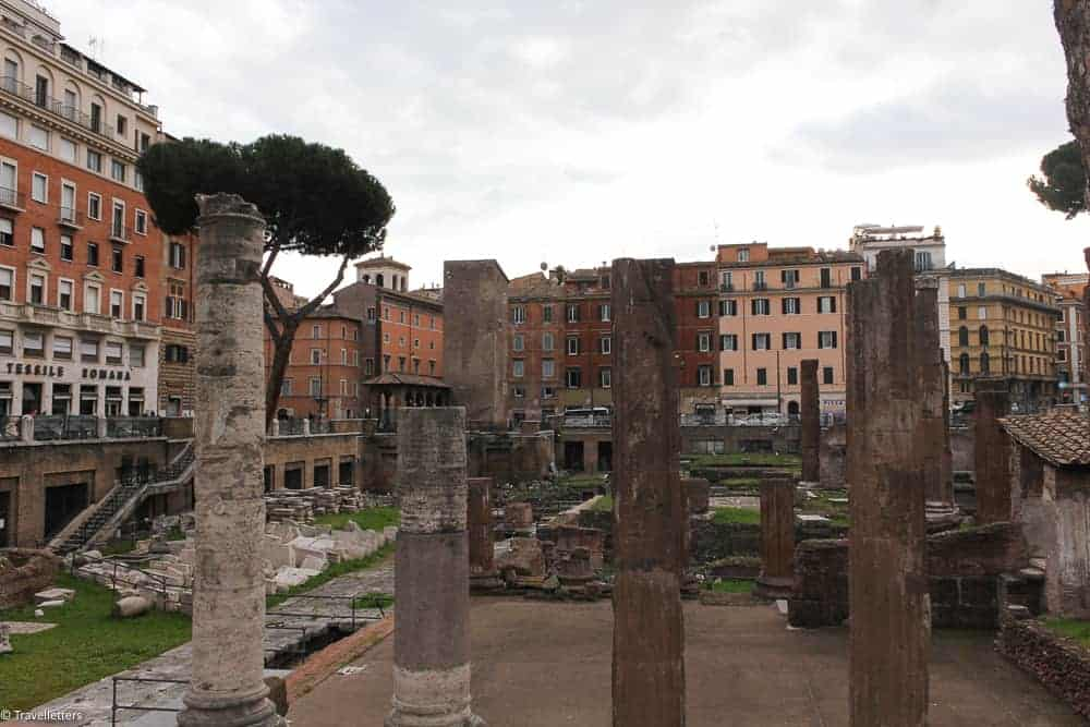 Ancient Rome, things to do in Rome, St. Peter's Square, St. Peter's Dome in Rome, visit Rome in winter, Rome in winter, winter in Rome, Vatican city, 2-3 days Rome itinerary
