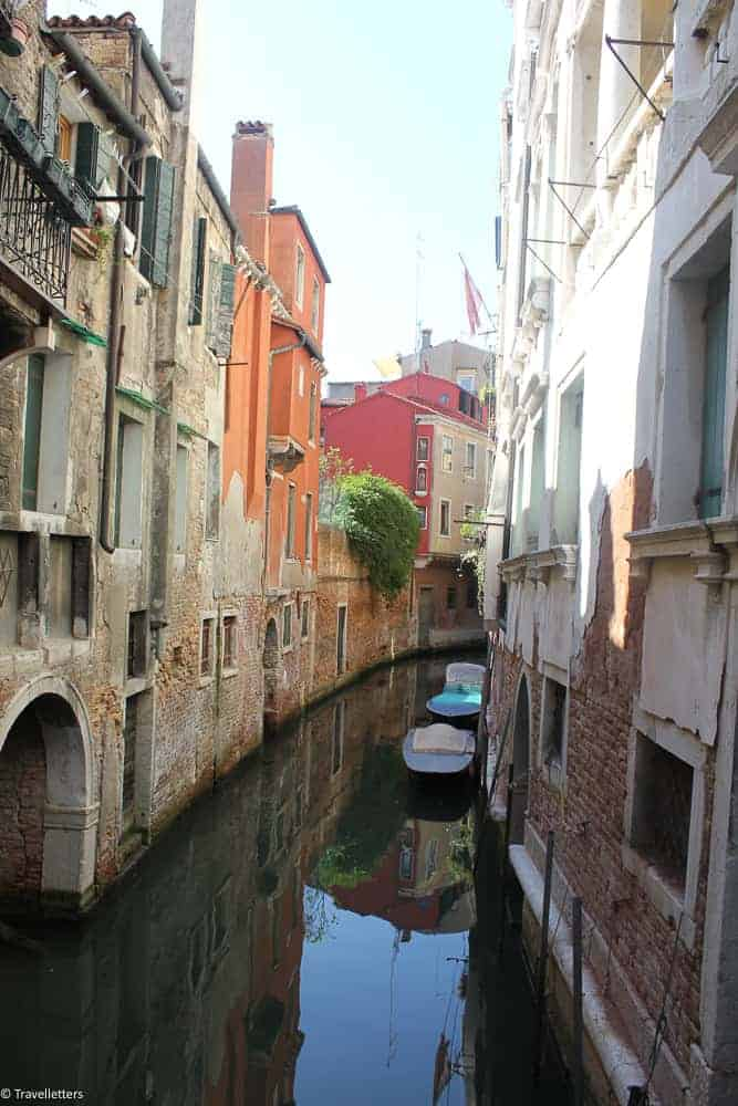 Best time to visit Venice, 3 days Venice itinerary, free things to do in Venice, Canal in Venice