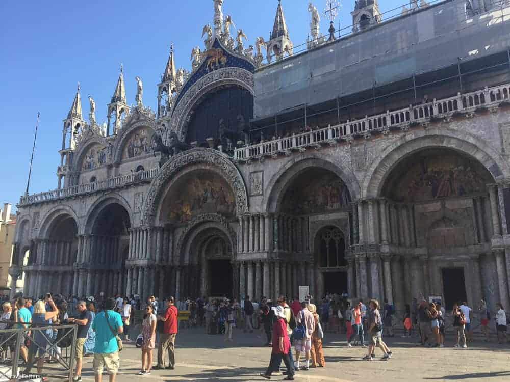 Best time to visit Venice, 3 days Venice itinerary, free things to do in Venice, St. Mark's Square, Doge's Palace