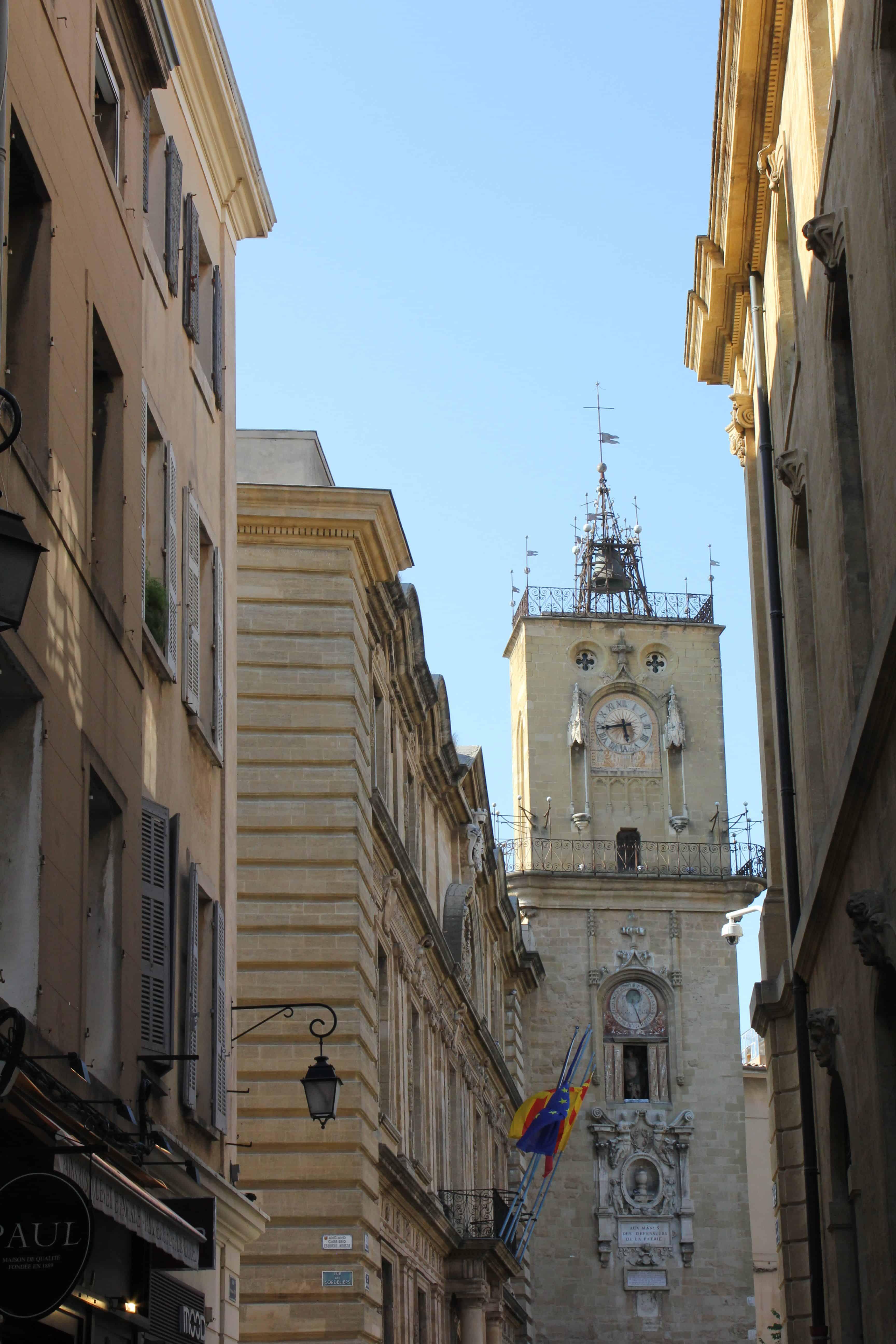 Aix-en-Provence, romantisk tur til Provence, ting å gjøre i Provence, langhelg i Provence, weekendtur til Provence, ferie i Provence