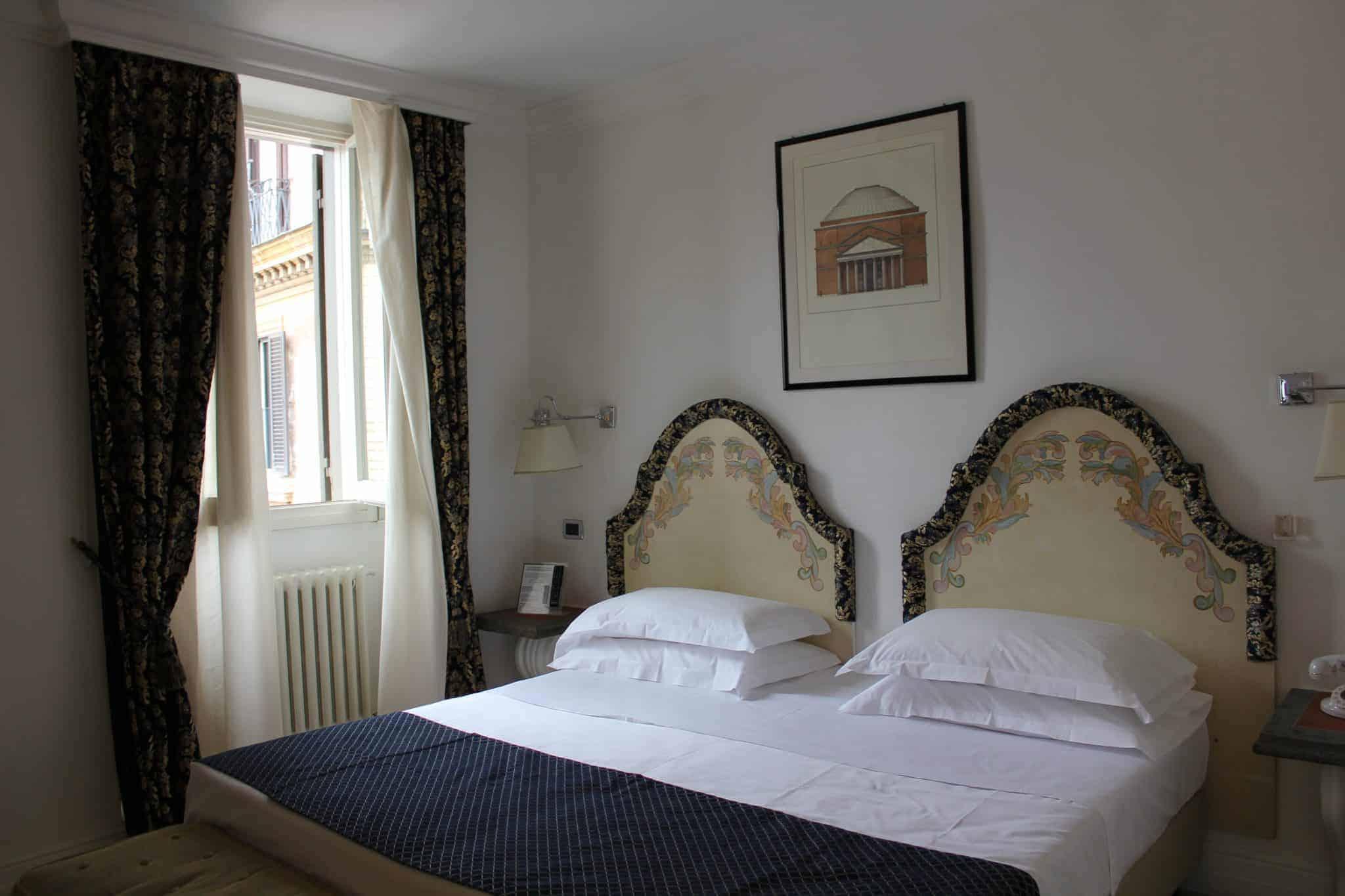 Hotell i Roma