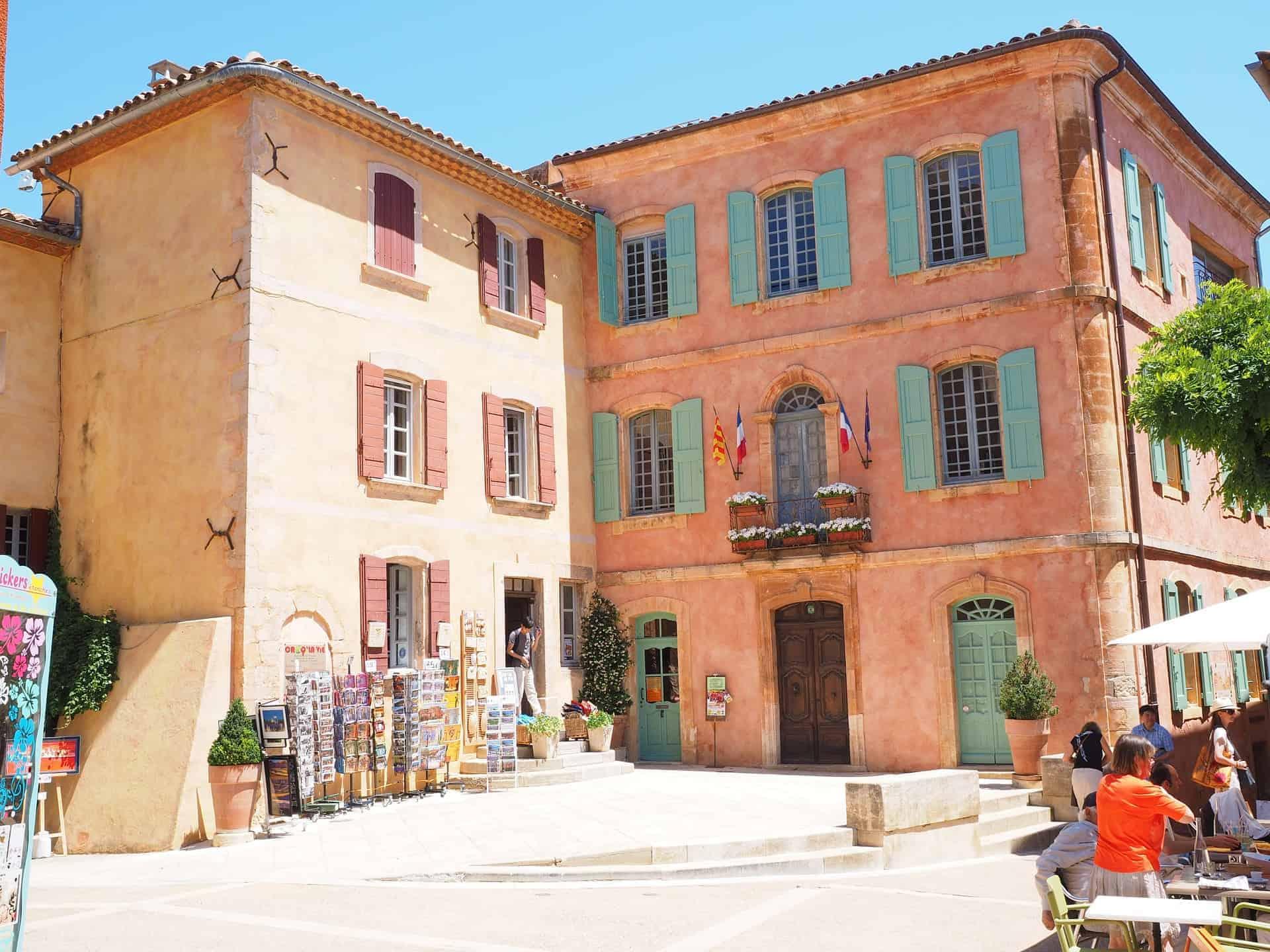 Roussillon Provence, Lavendel marked i Provence, Lavendel i Provence, Aix-en-Provence, romantisk tur til Provence, ting å gjøre i Provence, langhelg i Provence, weekendtur til Provence, ferie i Provence, ting å gjøre i Provence, lavendel i Provence