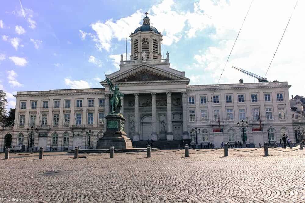 Kongeslott i Brussel, Storbyferie i Europa, weekendtur til Brussel, høst destinasjon, beste storby for weekendtur i oktober, ting å gjøre i Brussel, jentetur til Brussel, kjærestetur til Brussel