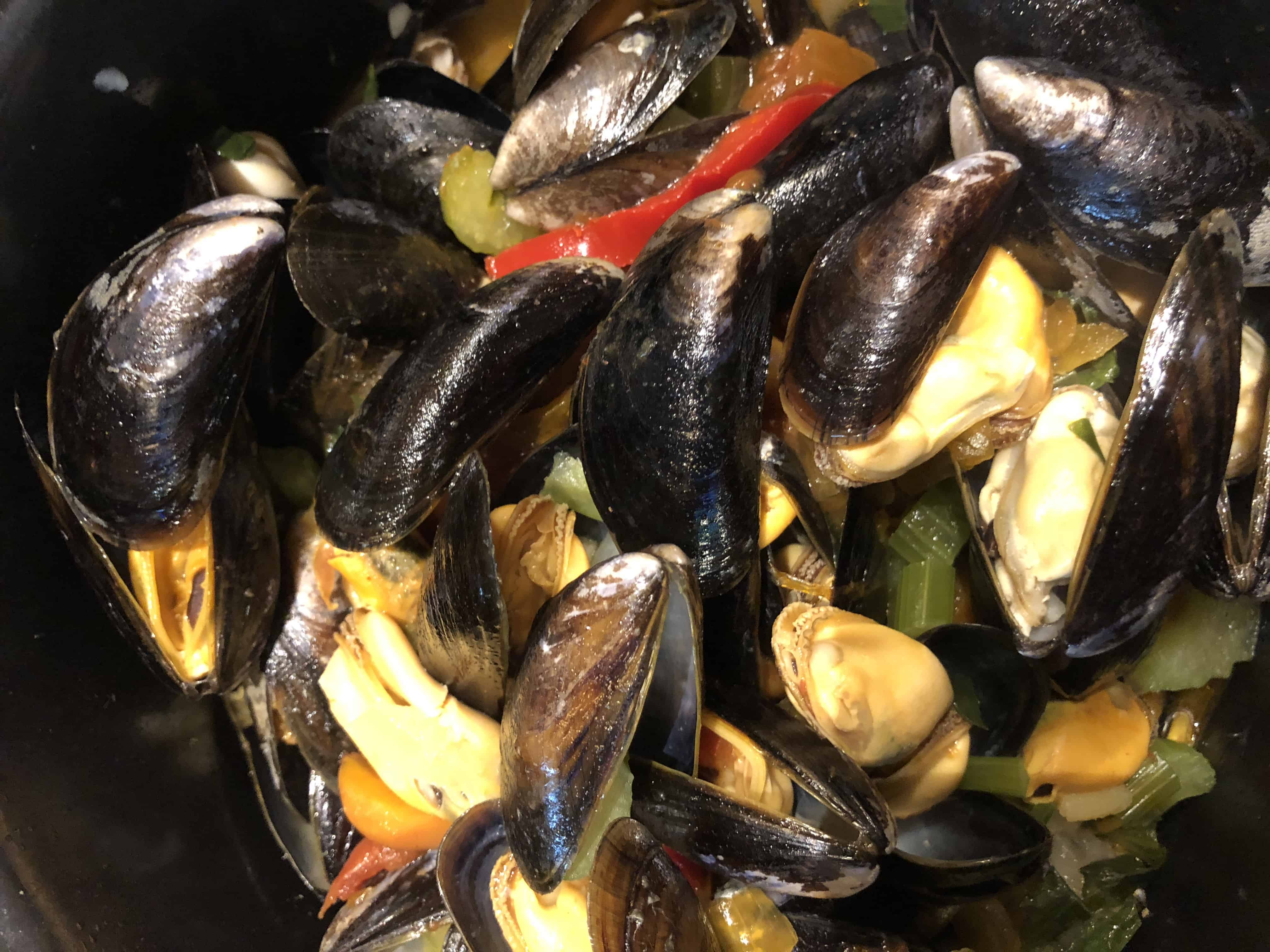 Middag på The Lobster i Brussel - moules frites, Storbyferie i Europa, weekendtur til Brussel, høst destinasjon, beste storby for weekendtur i oktober, ting å gjøre i Brussel, jentetur til Brussel, kjærestetur til Brussel, restauranter i Brussel