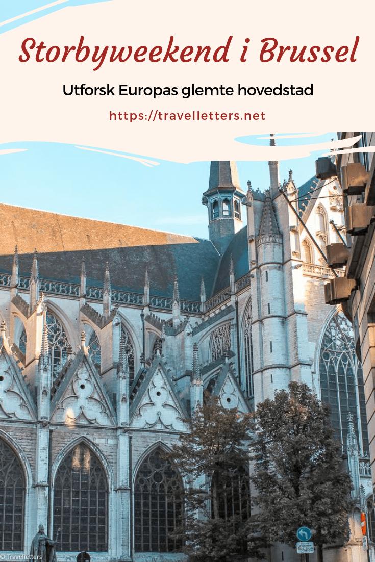 Weekendtur til Europas storby Brussel. 10 ting å gjøre på storbyferie i Brussel #weekendtur #brussel #europa #helgetur #storby #storbyferie #grandplace