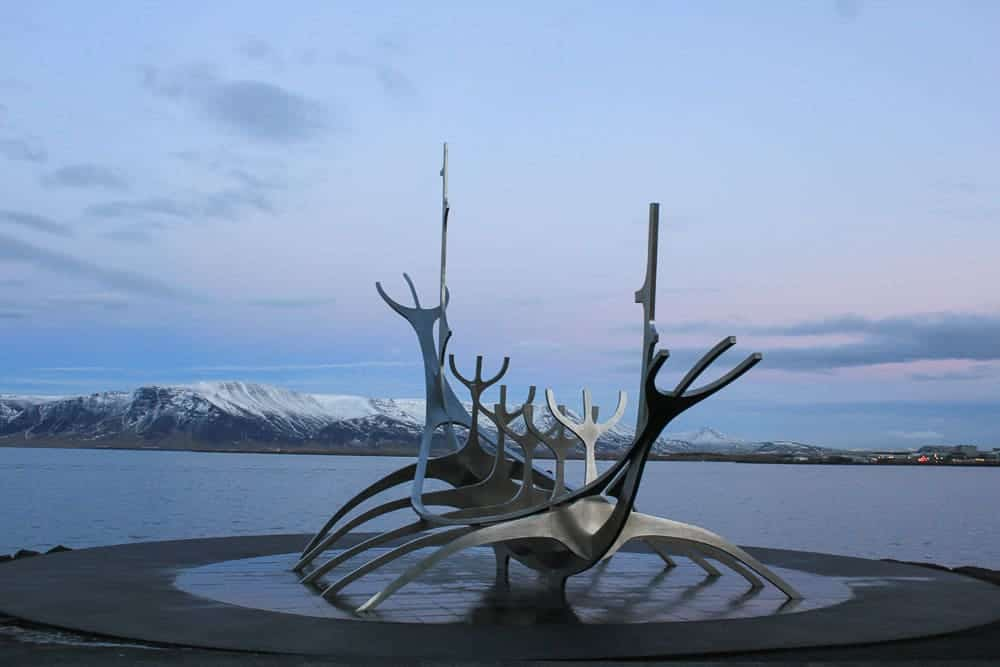 Sun Voyager, Reykjavik, Island, weekendtur, weekendtur til Island, Golden Circle, helgetur til Reykjavik Island