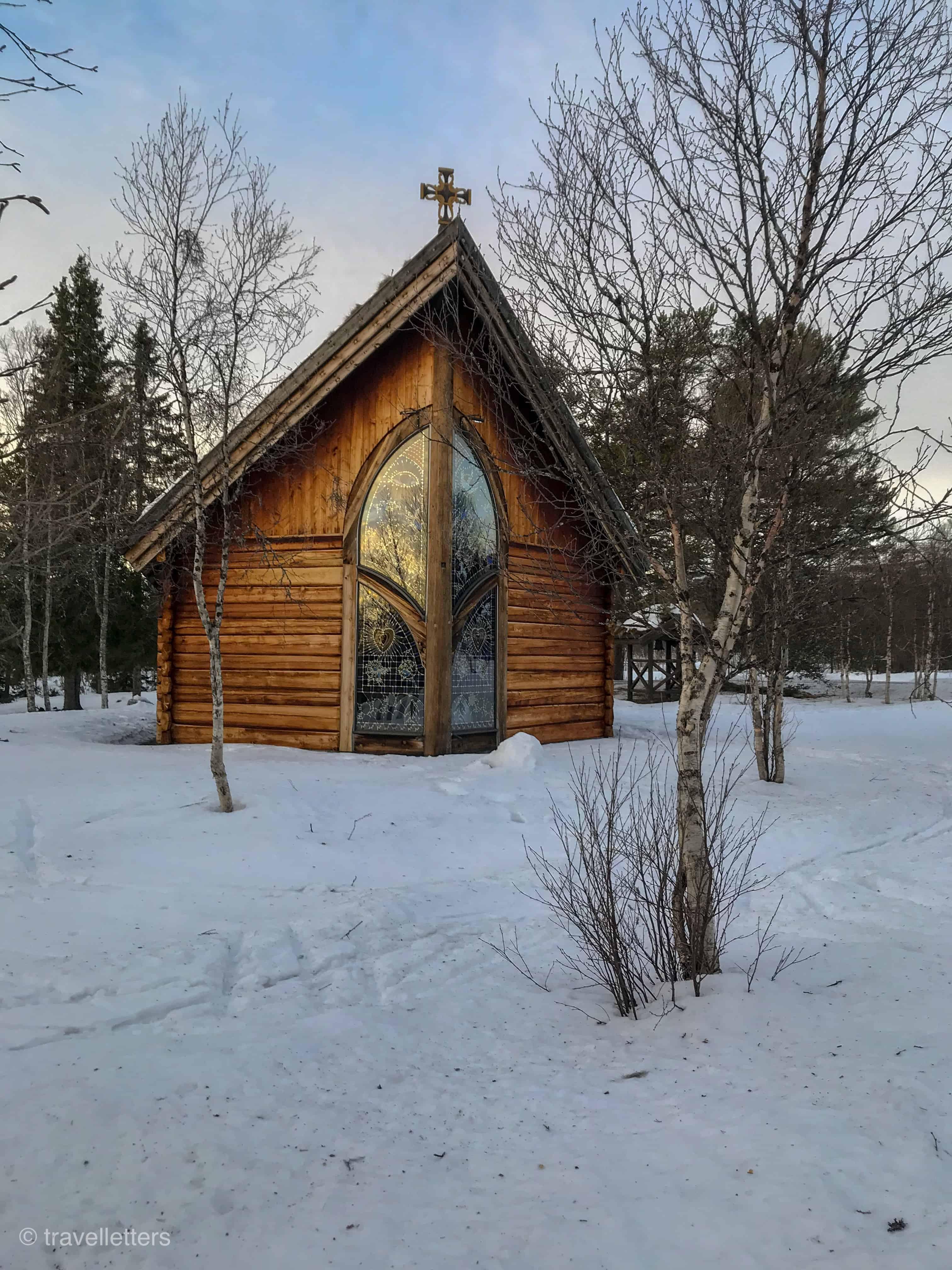 Lyskapellet, Beitostølen, Valdres, 5 ting å gjøre på Beitostølen på vinteren uten ski på beina, reise til Beitostølen