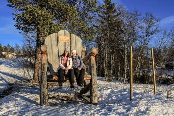 Lyskapellet på Beitostølen, Valdres, ting å gjøre på Beitostølen på vinteren uten ski på beina, reise til Beitostølen