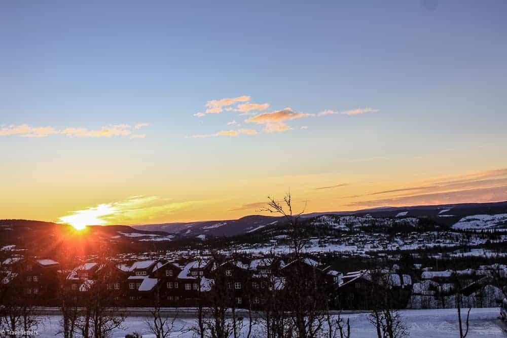Beitostølen, Valdres, 5 ting å gjøre på Beitostølen på vinteren uten ski på beina, Radisson Blu Mountain Resort Beitostølen