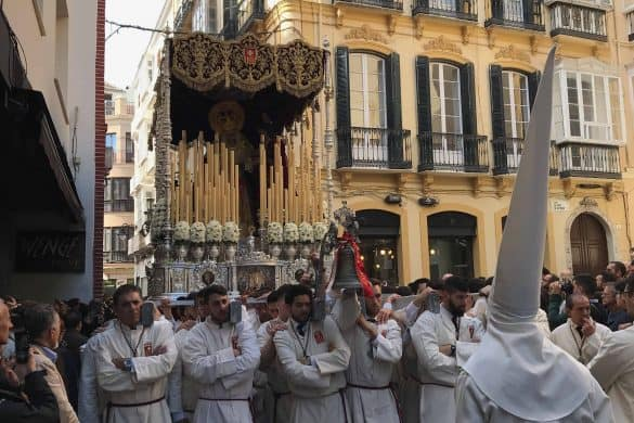 Semana Santa in Malaga –the Holy Week celebration