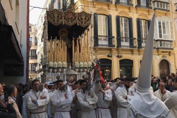 semana santa malaga, holy week malaga, holy week timeline