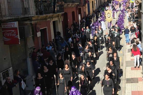 Processions in Malaga, Semana Santa in Malaga Spain, Holy Week in Malaga Spain