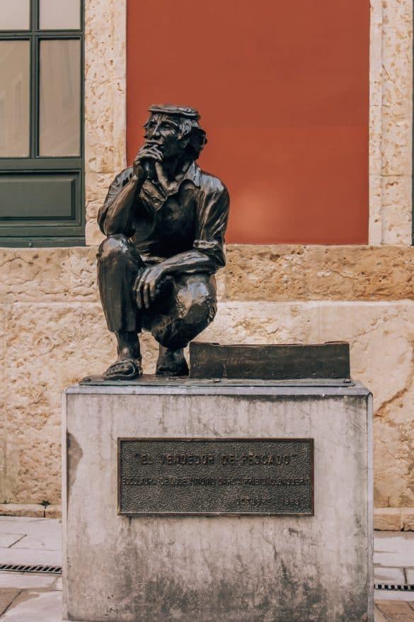 Asturias, Nord-Spania, Spania, Oviedo, gamlebyen Oviedo