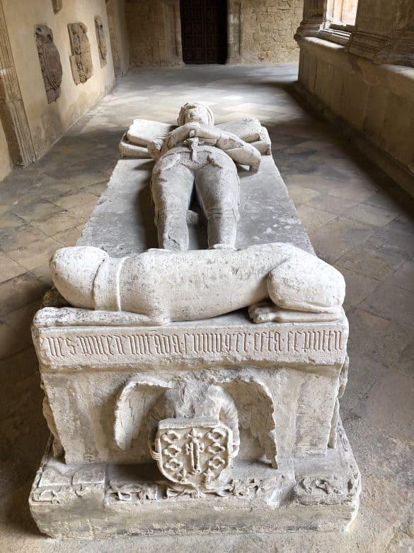 Asturias, Nord-Spania, Spania, Oviedo, arkeologisk museum Oviedo