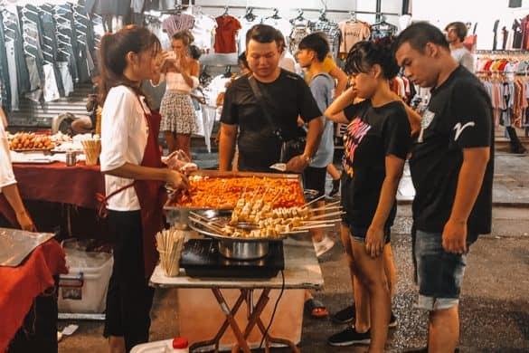 Nattmarkedet Hanoi