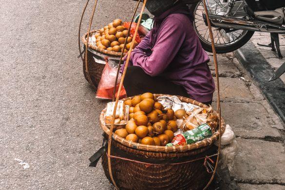 Gateselgere i Hanoi