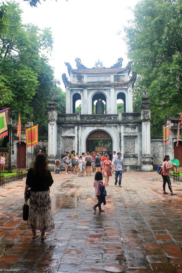 Litteraturtempelet Hanoi